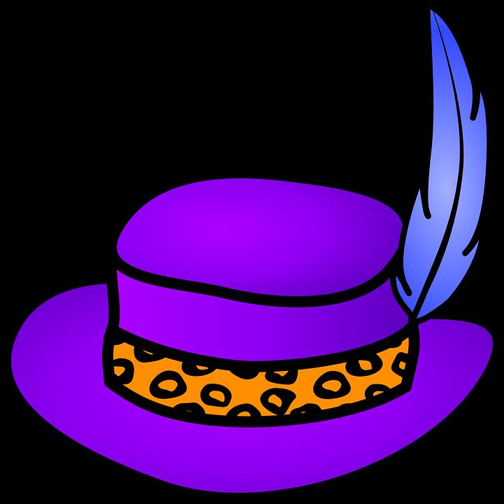 Free vector graphic: Pimp Hat, Pimps, Gangster, Style.