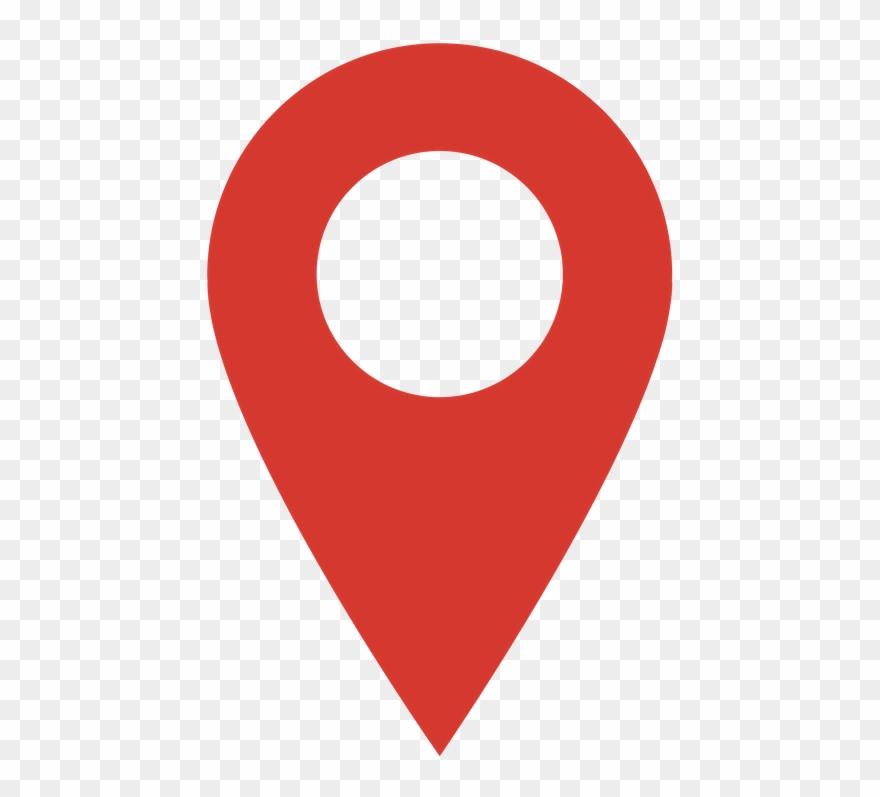 Location Pin Transparent.
