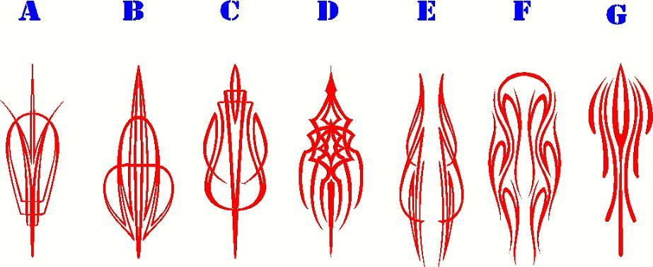Pin pinstripe clipart #2