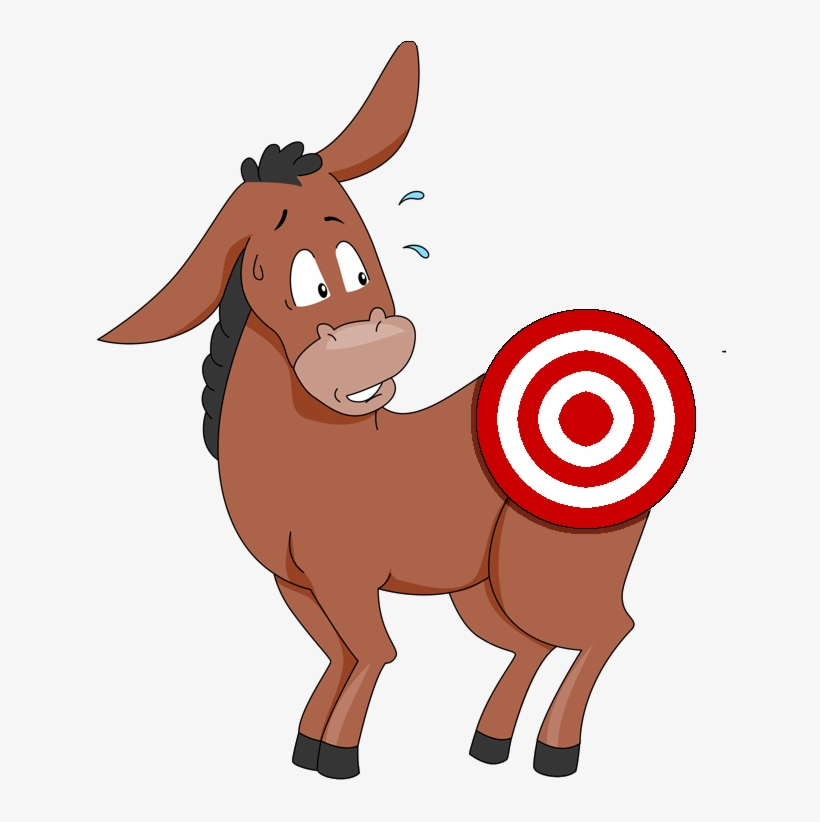 Clipart Goat Pin The Tail On.