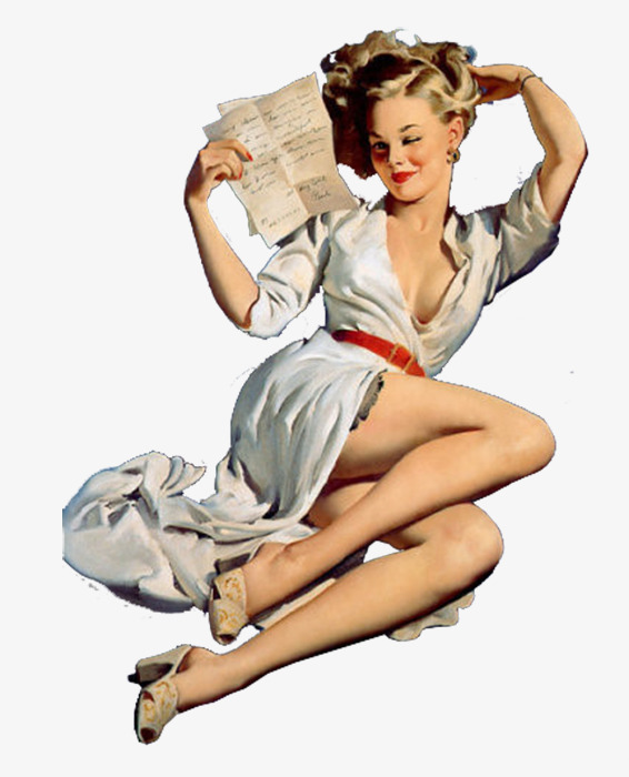 Pin Up Girl Png Images & Free Pin Up Girl Images.png.