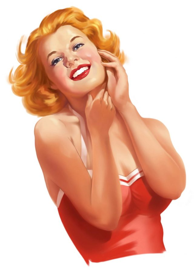 Pinup Girl Png (99+ images in Collection) Page 1.