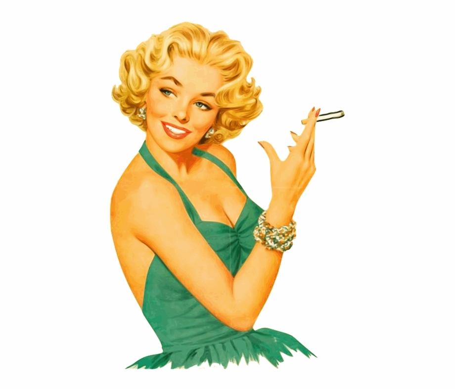Woman Girl Blonde Portrait Female Beauty.