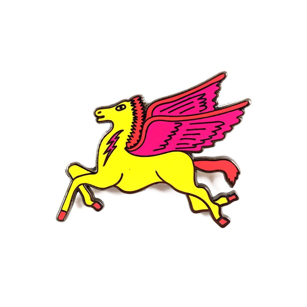 Pegasus Pin.