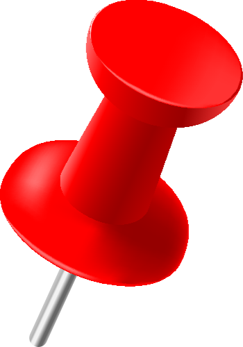 RED PIN vector data.