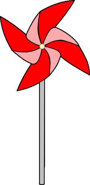 Red Pinwheel Clip Art at Clker.com.