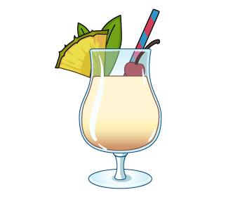 Pina Colada Clip Art (109+ images in Collection) Page 3.