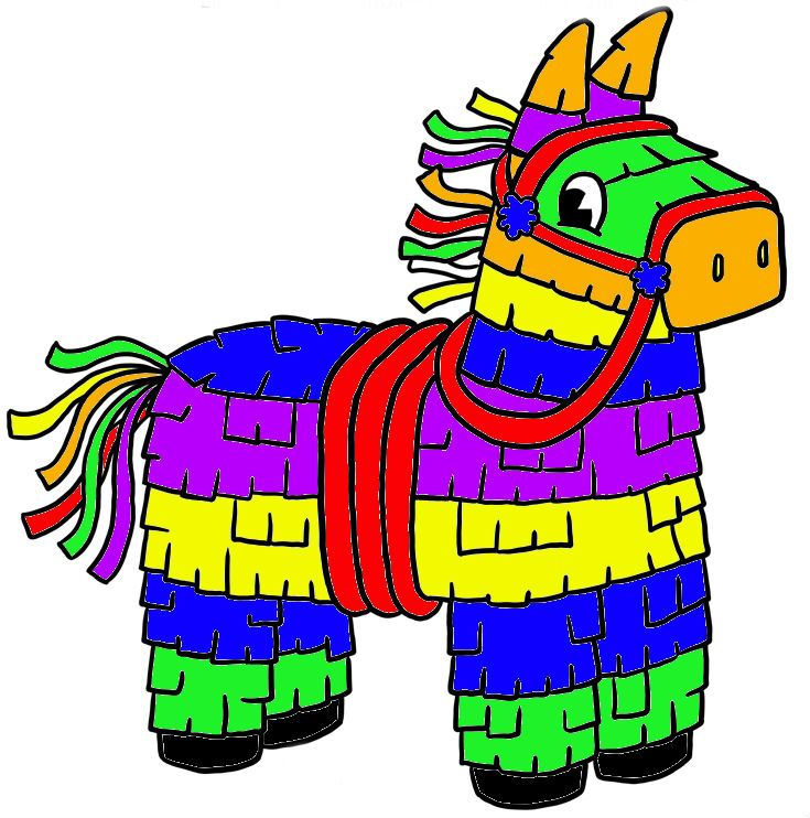 pinata clip art related keywords & suggestions.