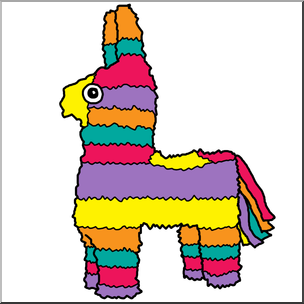 Piñata ClipArt.