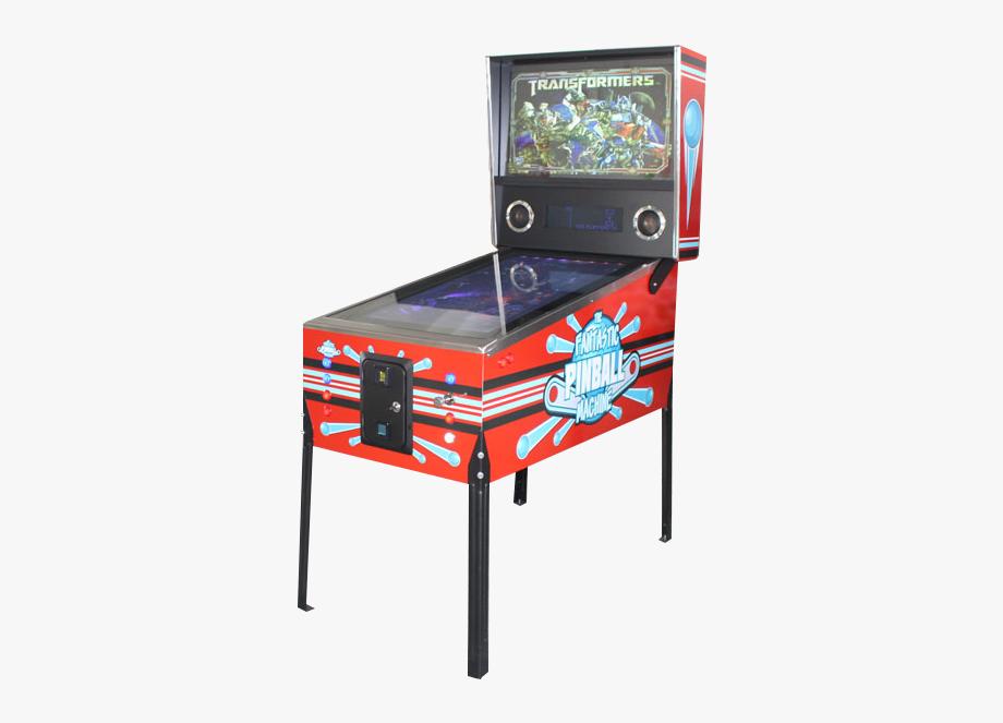 Pinball Machine Png.