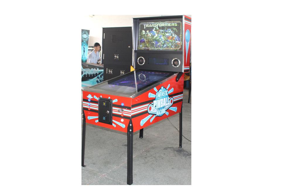 Fantastic Pinball Machine.