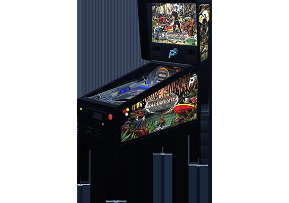 P3 Pinball Machine.