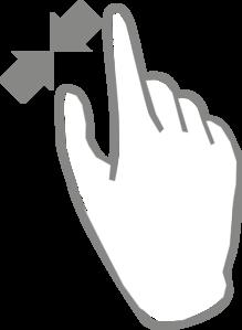 Fingers Pinch Clip Art at Clker.com.