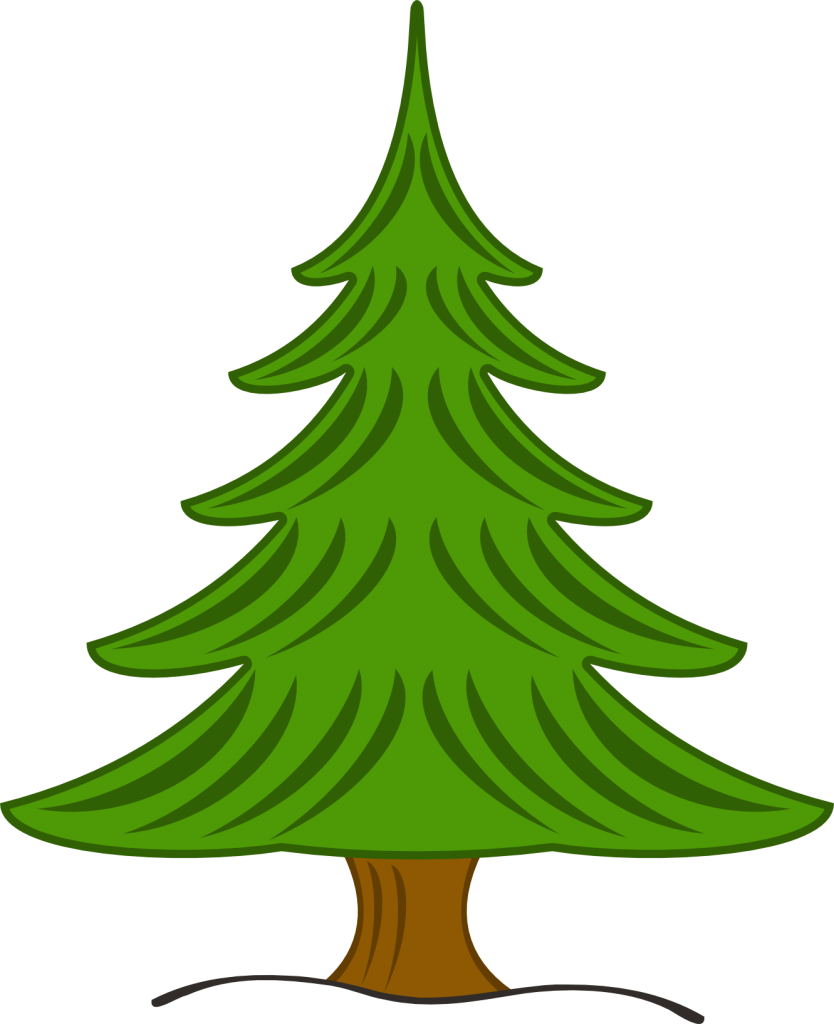 Best Pine Tree Clipart #24517.