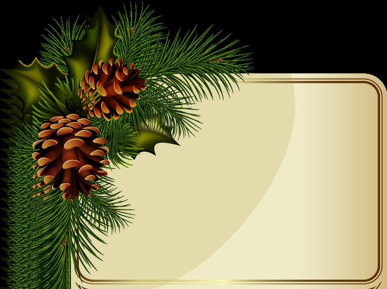 Wreath Christmas New Year Clip art.