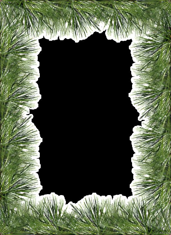 Christmas Photo Frames clipart.