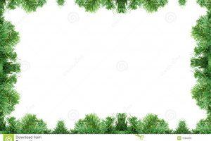 Pine tree border clipart 3 » Clipart Portal.