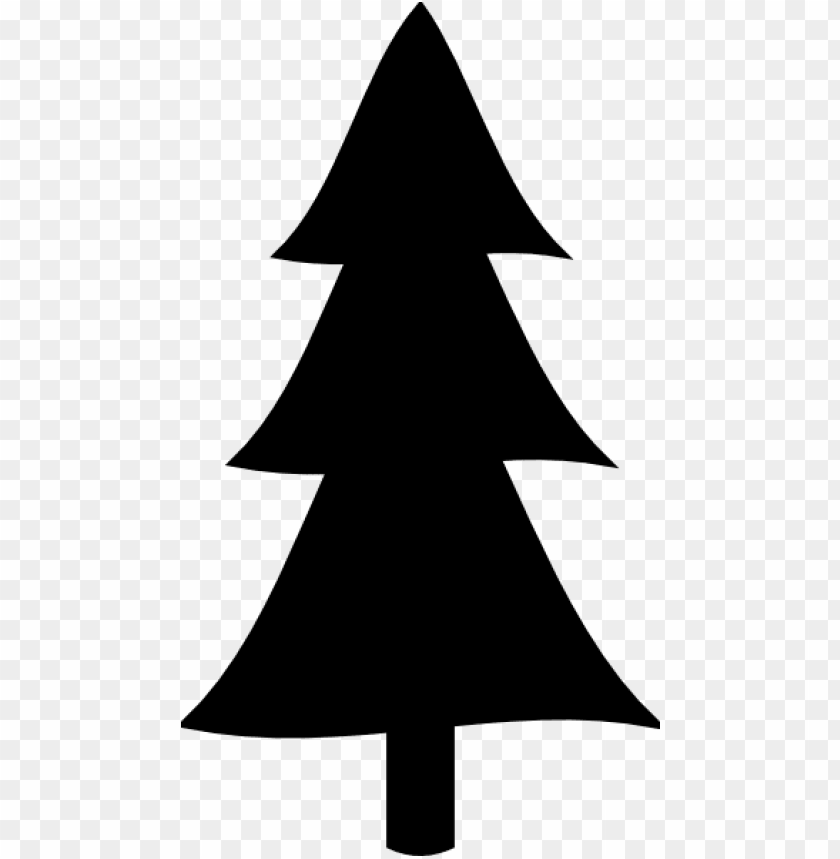 lack christmas tree clip art.
