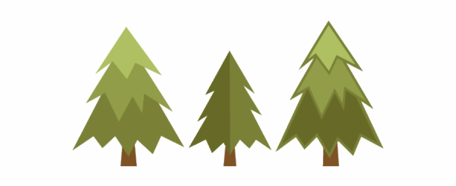 Cute Pine Trees Clip Art Free PNG Images & Clipart Download.