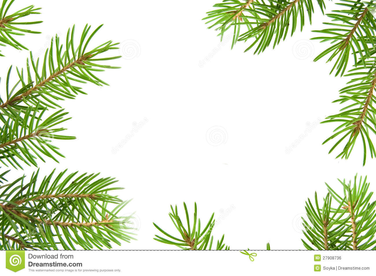 pine tree needles clipart clipground