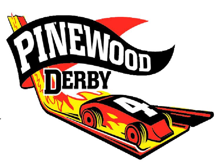 Pinewood derby clip art.