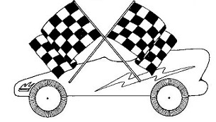 Free Pinewood Derby Clipart.