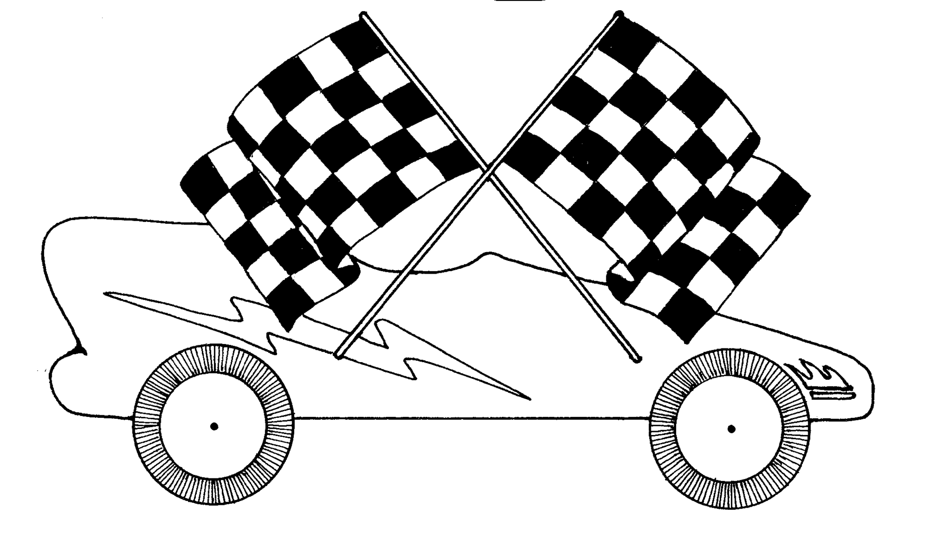 Pinewood Derby Clip Art.