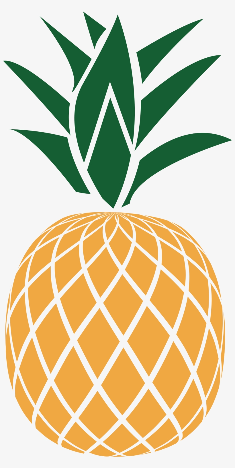 Free Download Pineapple Vector Clipart Pineapple Clip.