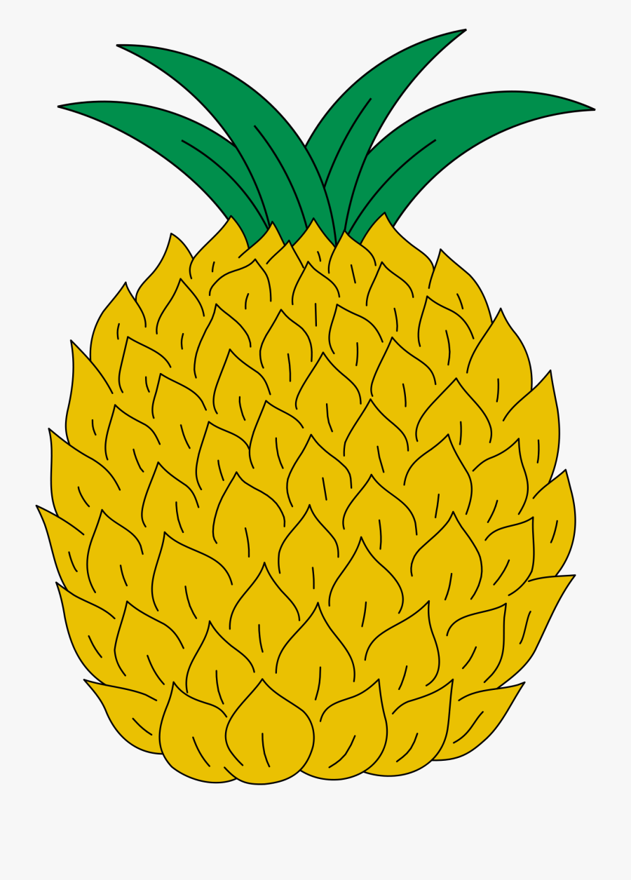 Transparent Pineapple Icon Png.