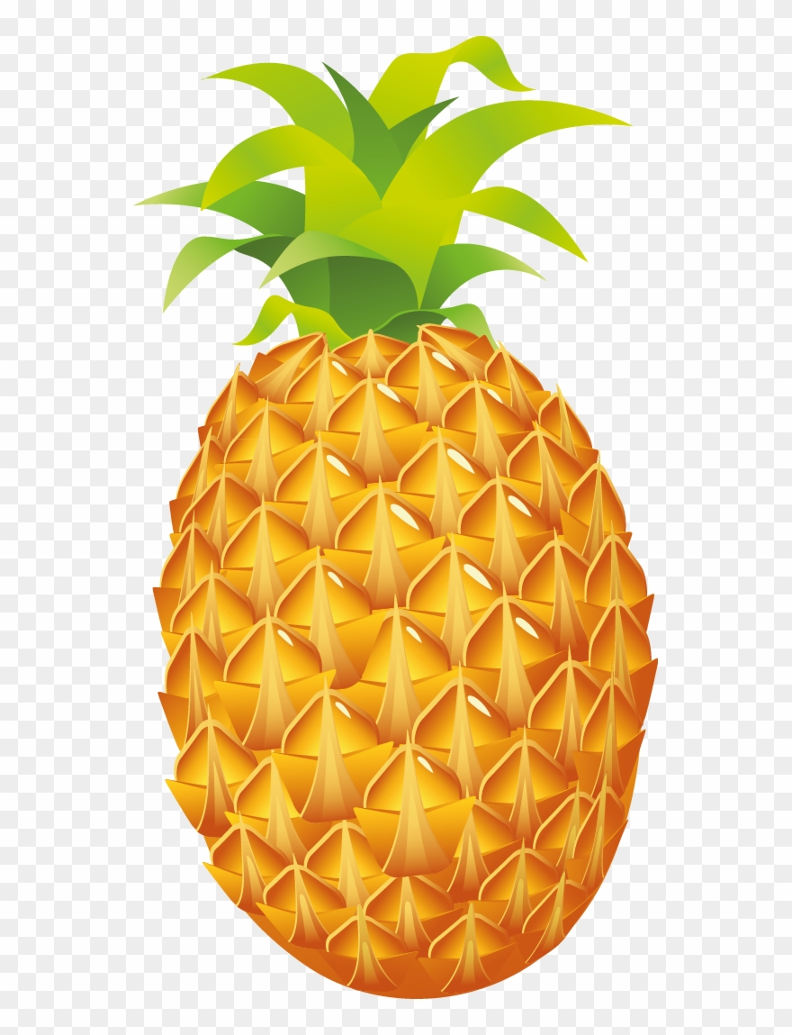 Pineapple Cliparts.