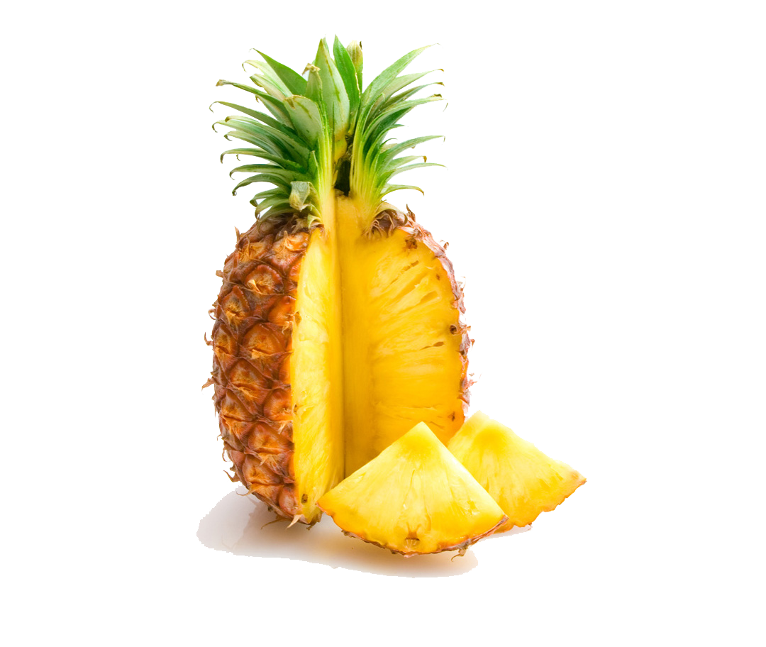 Pineapple PNG Transparent Images.