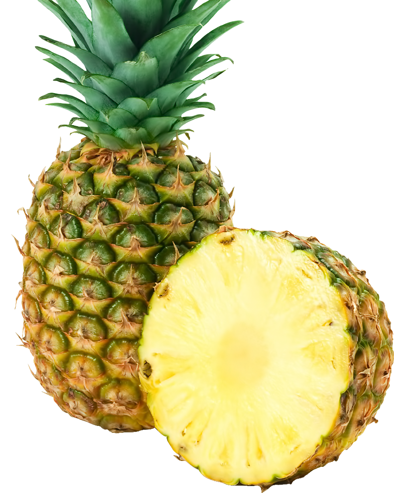 Pineapple PNG Image.