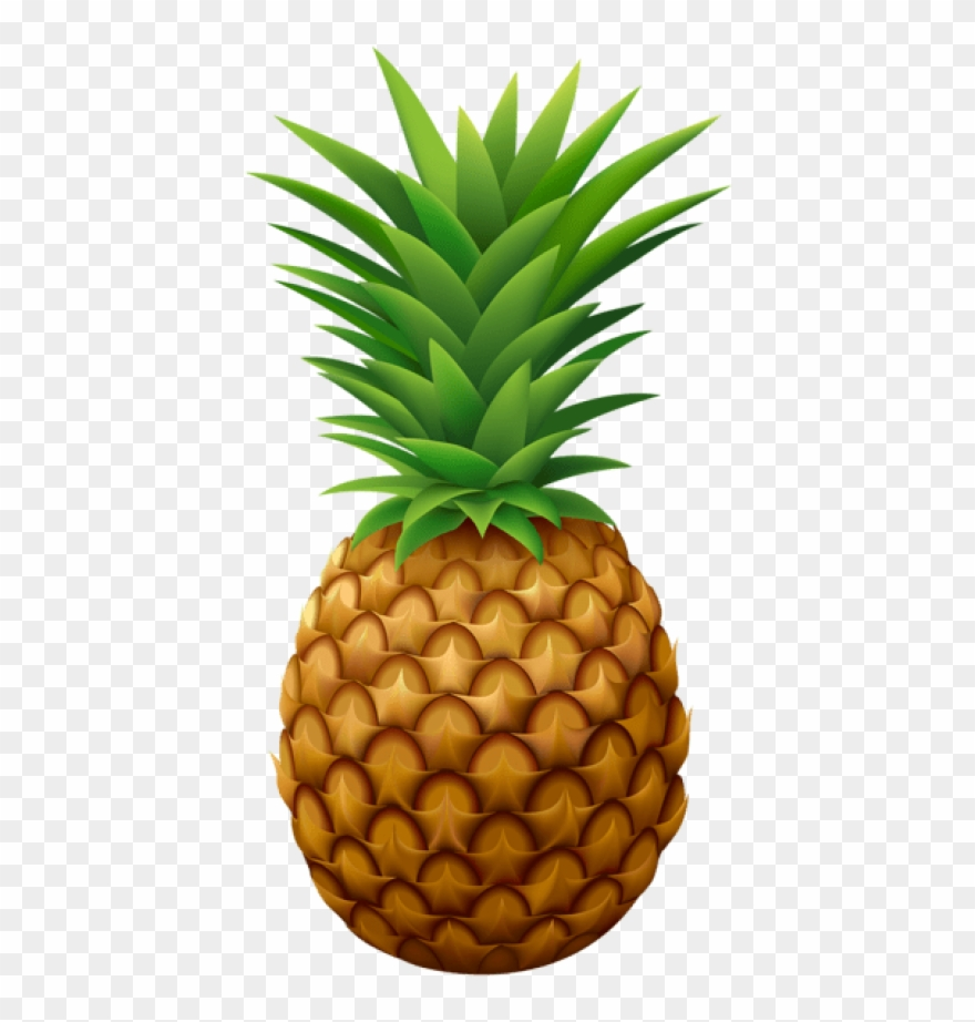 Free Png Pineapple Png Vector Png Clipart (#3042918.