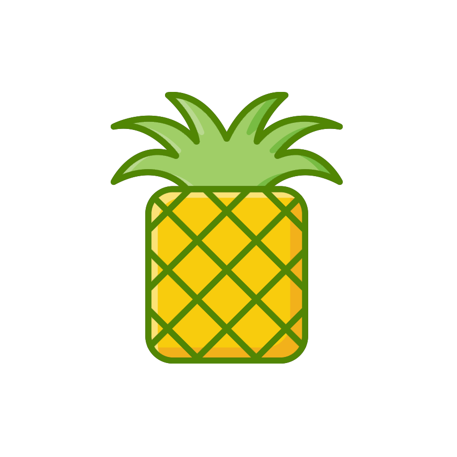 vector pineapple png transparent background image free png.