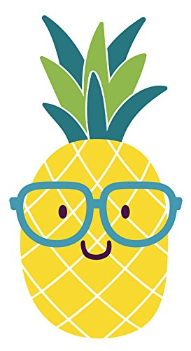 Pineapple with sunglasses clipart 5 » Clipart Station.