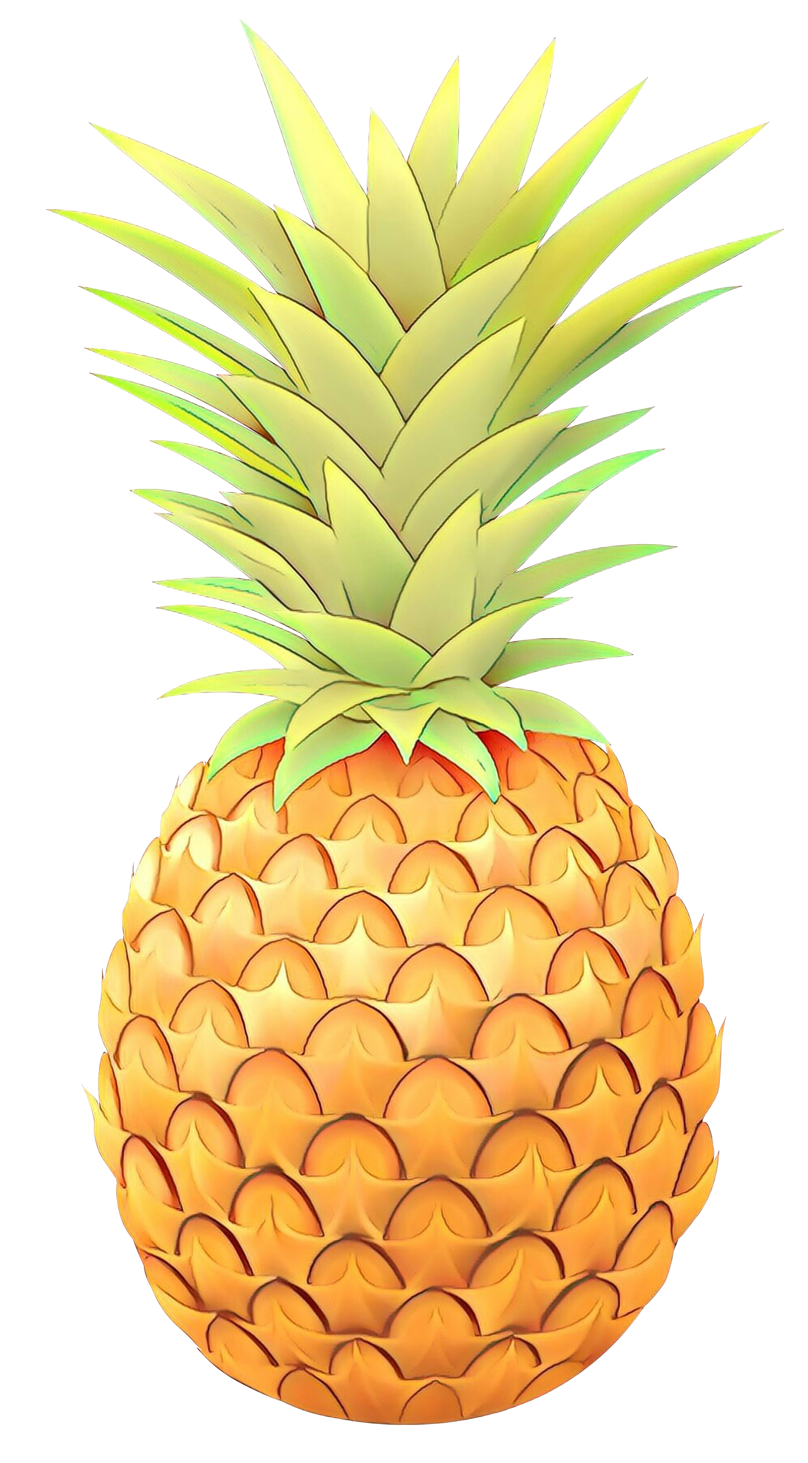 Portable Network Graphics Clip art Pineapple Vector graphics.
