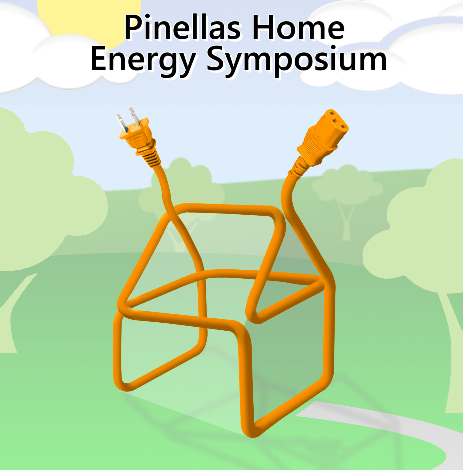 Pinellas County Extension Thinking Green.