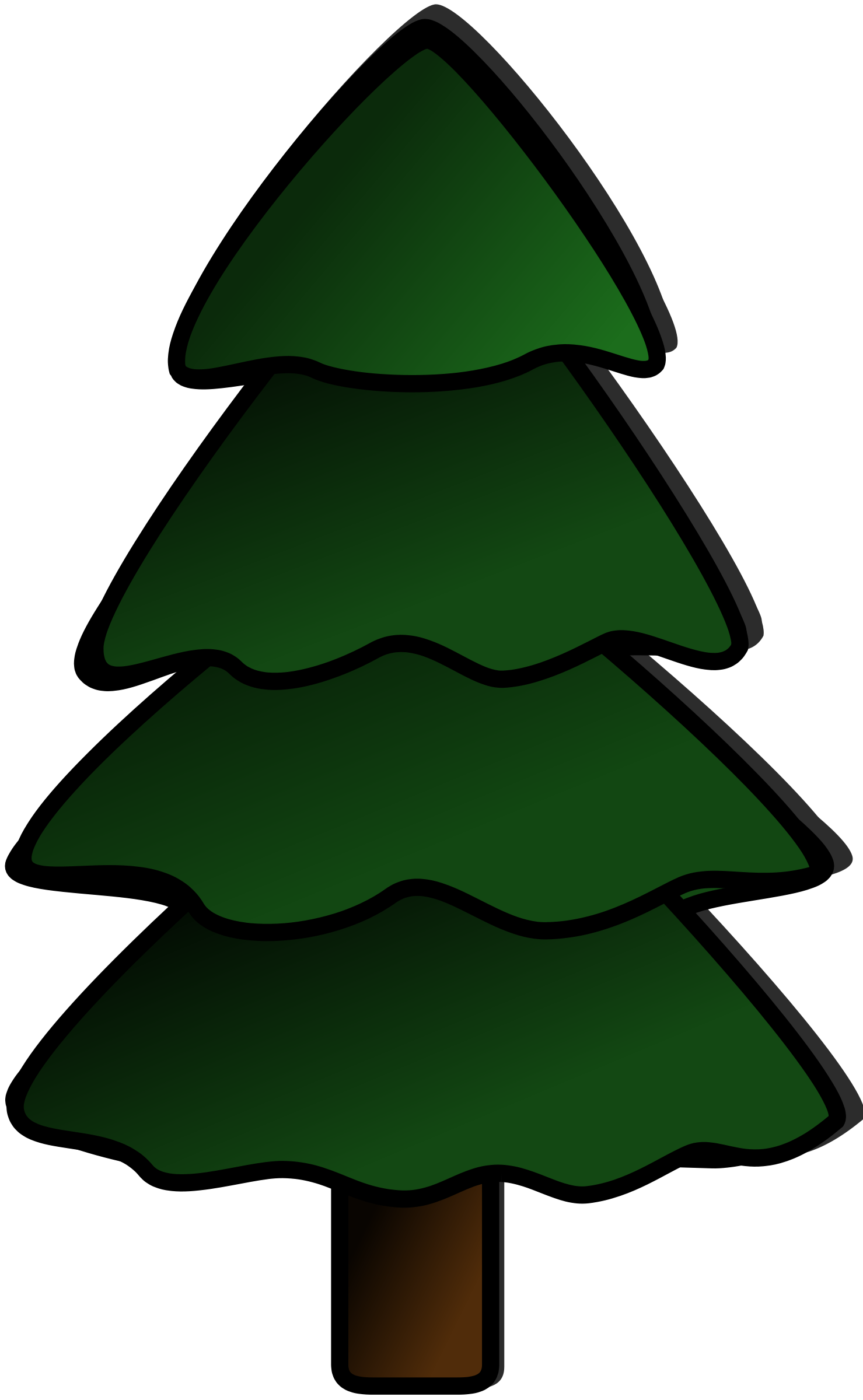 Clip art pine tree clipart free clipart images.