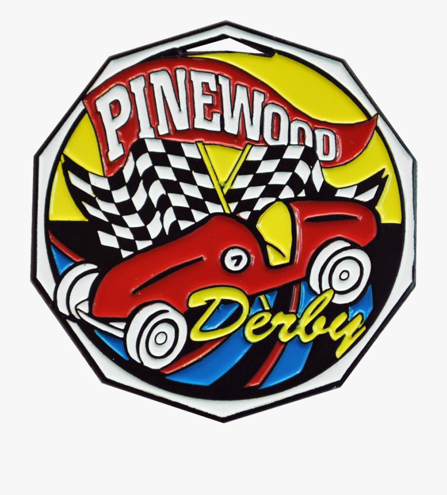 Pin Derby Clip Art.