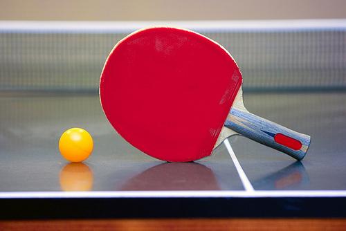 Ping Pong Tournament 3/31 T/B Lounge @ 8:30.