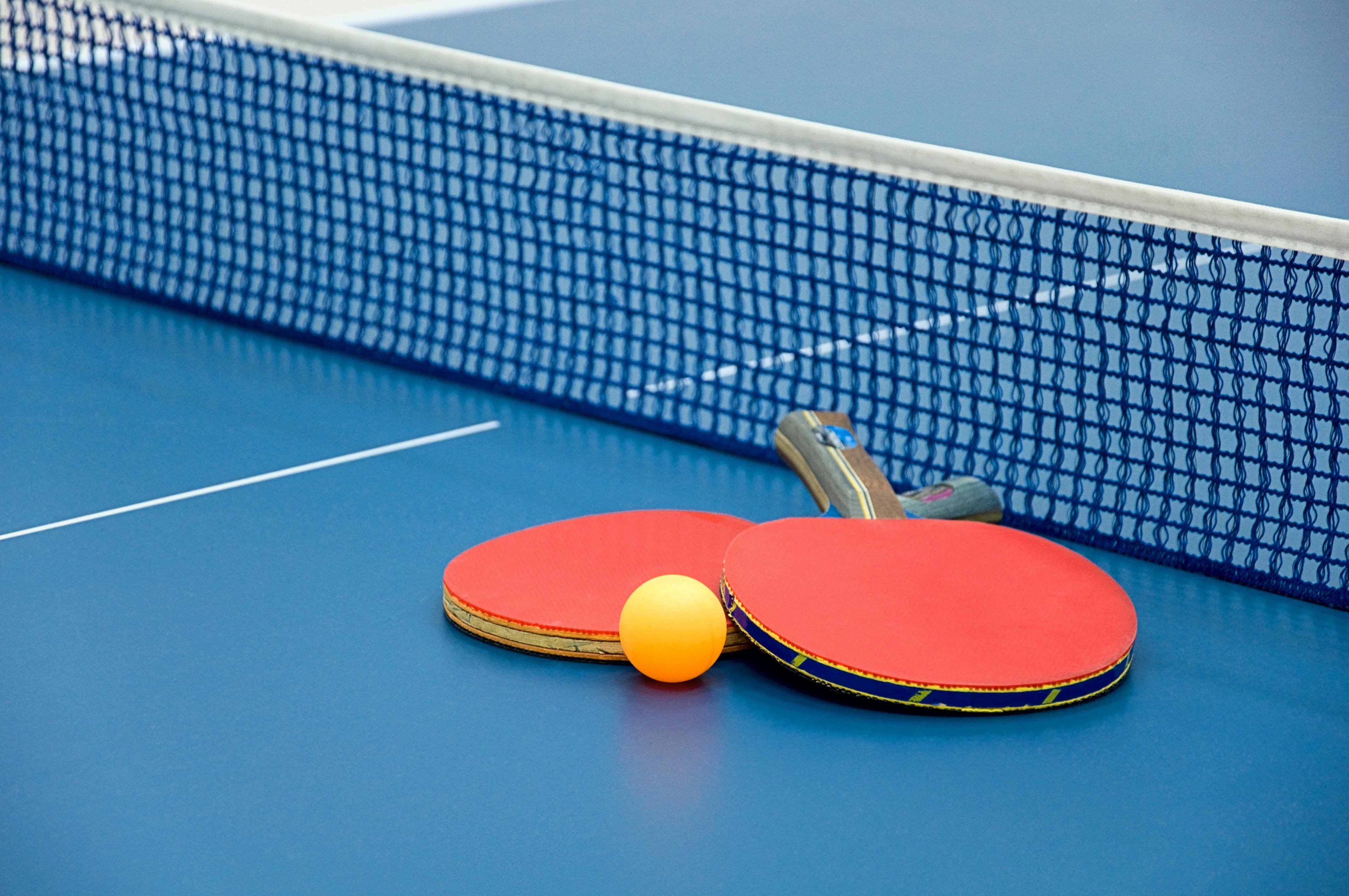 NXNW Ping Pong Tourment.
