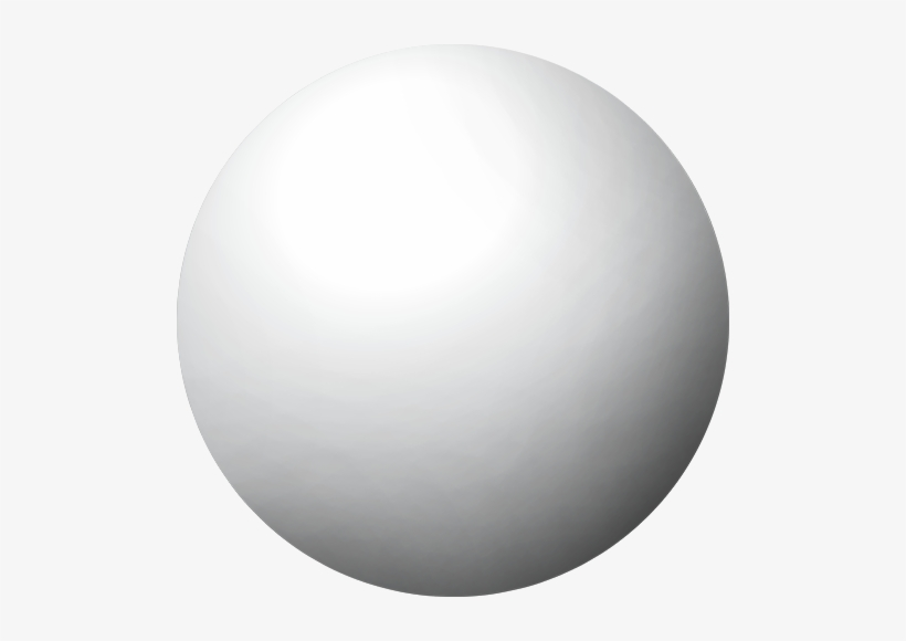 White Ball Png.