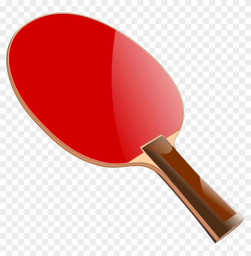 Ping Pong Bat.