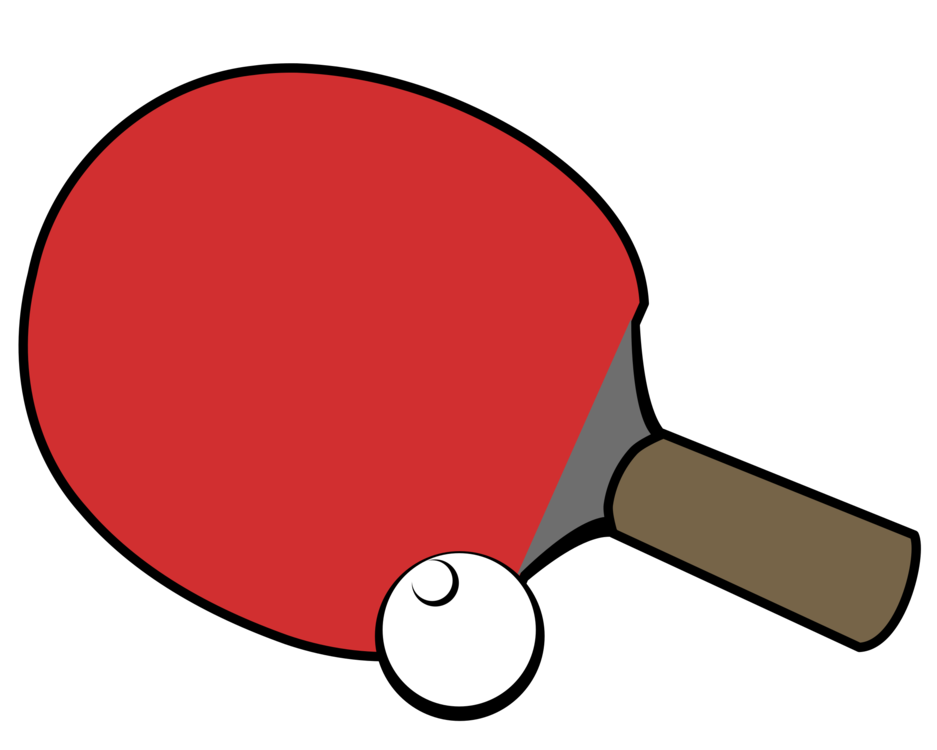 Racket,Table Tennis Racket,Ping Pong PNG Clipart.