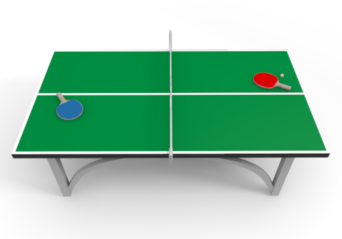 Ping Pong Table Clip Art.