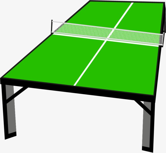 Ping pong table clipart 4 » Clipart Portal.