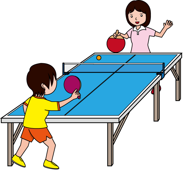 Ping pong clipart 4 » Clipart Station.