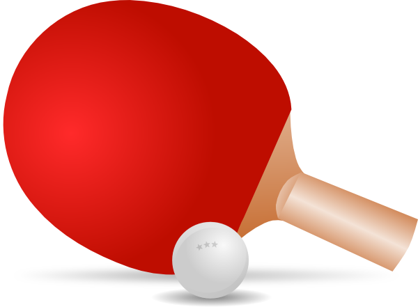 Ping Pong Ball Clipart.