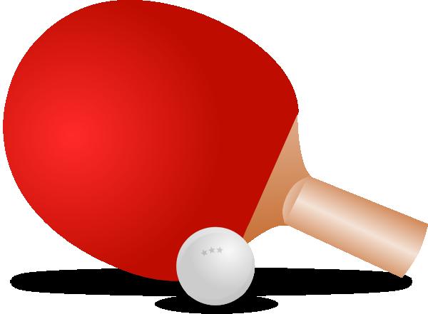 Ping Pong Clip Art at Clker.com.