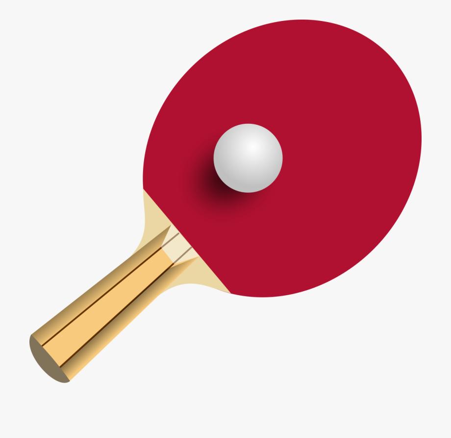 Bat Clipart Ping Pong.
